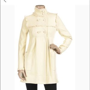 Diane von Furstenberg Simone coat